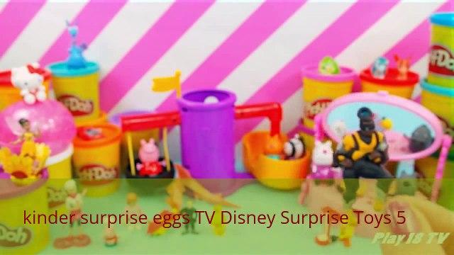 surprise eggs disney collector surprise eggs play doh, surprise eggs frozen paw patrol.