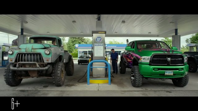 Монстр-траки - Русский Трейлер 2 (2017)