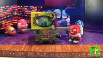 Inside Out Toys Opening Surprise Eggs Minions new Maxi Kinder Hello Kitty Disney Princess Cars 2