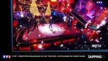 VTEP : Christophe Beaugrand se fait toucher les parties intimes, la danse gênante (Vidéo)