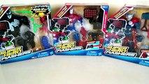Iron Man vs venom vs Thor, Superhero mashers toys, marvel super heroes kids toys