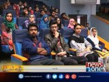 Quaid Day: Debate competition Iin National University of Sciences and Technology