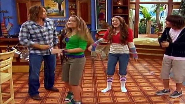 Hannah Montana 2x05 I Am Hannah Hear Me Croak