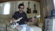 Joe Satriani - Always with me Always with you [Bass Cover]