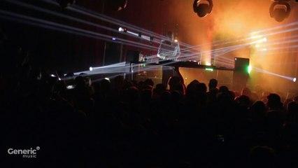 Generic Music Invites // Bonobo (Dj set) // Istanbul