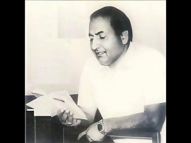 Rafi Sahib - Teray Pyar Nay Mujhe Ghum Diya - Chhaila Babu