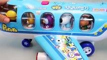 Mundial de Juguetes & Pororo Plane Toys Jumbo Jet Flying Airplane Toy for Kids