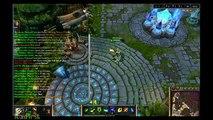 League Of Legends: Master YI Jungler - Game 1