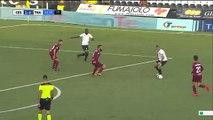 2-0 Luca Garritano Goal Italy  Serie B - 24.12.2016 AC Cesena 2-0 Trapani Calcio