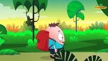 Humpty Dumpty Off To School - Humpty Dumpty With A Twist - Nursery Rhymes Songs