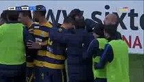 Giampaolo  Pazzini Goal - Carpi FC 1-1 Hellas Verona  Italy Serie B  24-12-2016 (HD)
