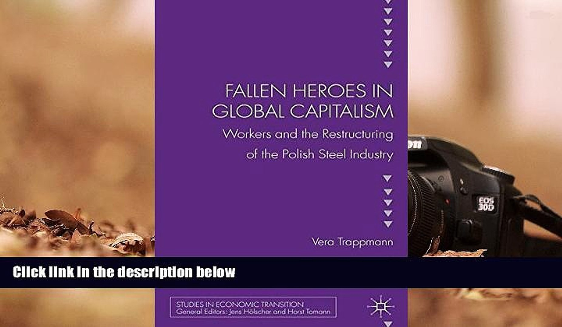 PDF  Fallen heroes in global capitalism: Workers and the Restructuring of the Polish Steel