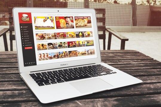 Lancement du site internet FastGoodCuisine !