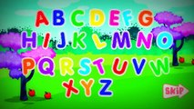 Kids Games to Learn the Alphabet , Animals and Fruits A-Z | Educational Abcs Games for Children