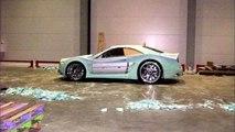 Cet homme transforme sa très démodée voiture en un luxueux et rutilant bolide !