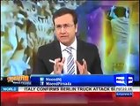 Difference in Accent of Asif Zardari before going and after coming Pakistan-Moeed Pirzada