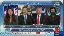 Alliance of PTI with PPP will be the Political Suicide of Imran Khan-Gen (r) Ejaz Haroon