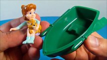 1996 DISNEY S OLIVER and COMPANY SET OF 5 BURGER KING KIDS MEAL MOVIE TOY S VIDEO REVIEW