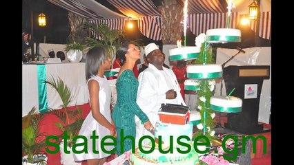 La famille de Yahya jammeh