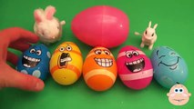Kinder Surprise Egg Learn A Word Easter Lesson! Teaching Spelling & Letters Unwr