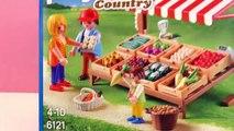 Playmobil Country 6121 - Gemüsestand am Wegesrand | Aufbau und Unboxing Bio-Laden
