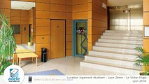 Location logement étudiant - Lyon 2ème - Le Victor Hugo