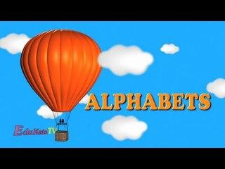 Alphabets balloon