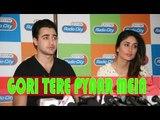 Imran Khan And Kareena Kapoor Talk About 'Gori Tere Pyaar Mein'