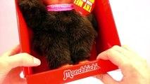La poupée marionnette Monchichi Monster – Le jouet culte depuis 1974!