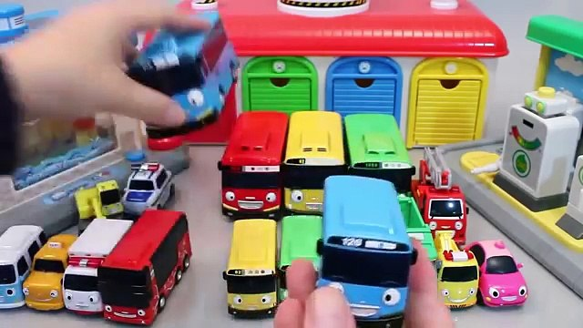 Mundial de Juguetes & 1 hora Toy Watch Tayo the Little Bus Car Toys