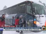 ABC15 heads up to Flagstaff for winter weather