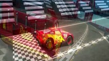 Fun with The Amazing Spider Man and EXTREME MCQUEEN CARS!