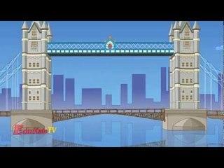 London Bridge is Falling Down | Nursery Rhyme
