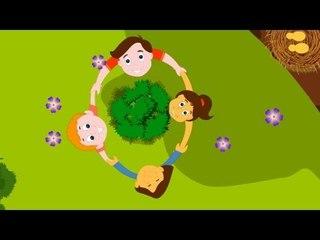 The Mulberry Bush- Nursery Rhyme