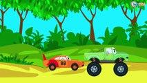 Ambulans - Akıllı arabalar - Arabalar çizgi filmi izle - Eğitici çocuk filmi - Türkçe İzle