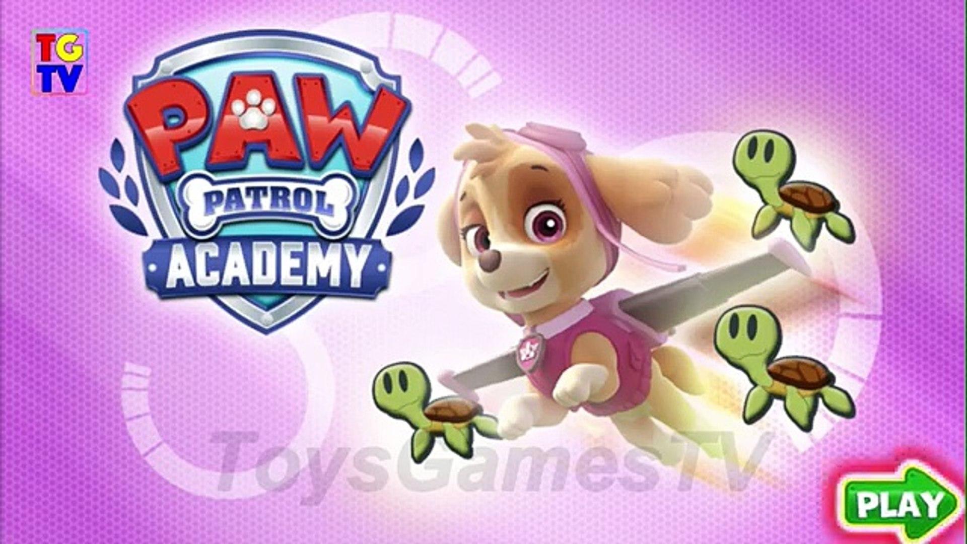 Paw Patrol Academy | Nick Jr Games