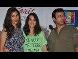 Preity Zinta, Rhehan Malliek And Prem Raj Promote 'Ishkq In Paris' At R-City Mall