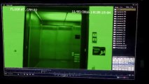 Ghost Attack Caught On CCTV Camera _ Ghost Attack In Elevator _ Ghost CCTV Footage _ Scary Videos