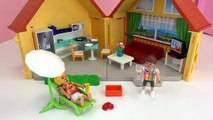 Maison de vacances Playmobil Summer Fun 6020 – Démo ouverture de la maison de vacances