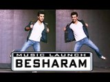 Ranbir Kapoor, Abhinav Kashyap At Besharam Song Launch