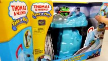 Thomas and Friends Play Doh Percys Penguin Adventure Train Track Toys Review - Disney Cars Toy Club