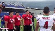 China vs Mexico - 2nd World University American Football Championship 2016  CHINA VS UNITED STATES - 2nd World University American Football Championship 2016 HIGHLIGHTS