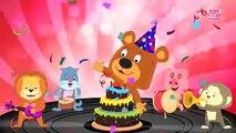 Happy Birthday ,  Birthday Song ,  Kids Birthday Rhymes