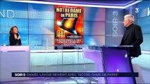 """Spectacles : La comédie musicale """"Notre-Dame de Paris"""" fait son retour"""