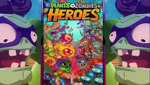 IMPOSSIBLE - Plant Mission 4 - Plants vs. Zombies Heroes (PvZ Heroes iOS/Android)