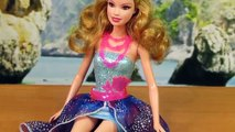 Mattel - Barbie and The Secret Door / Barbie i Tajemnicze Drzwi - Mermaid Romy Doll / Syrenka Romy