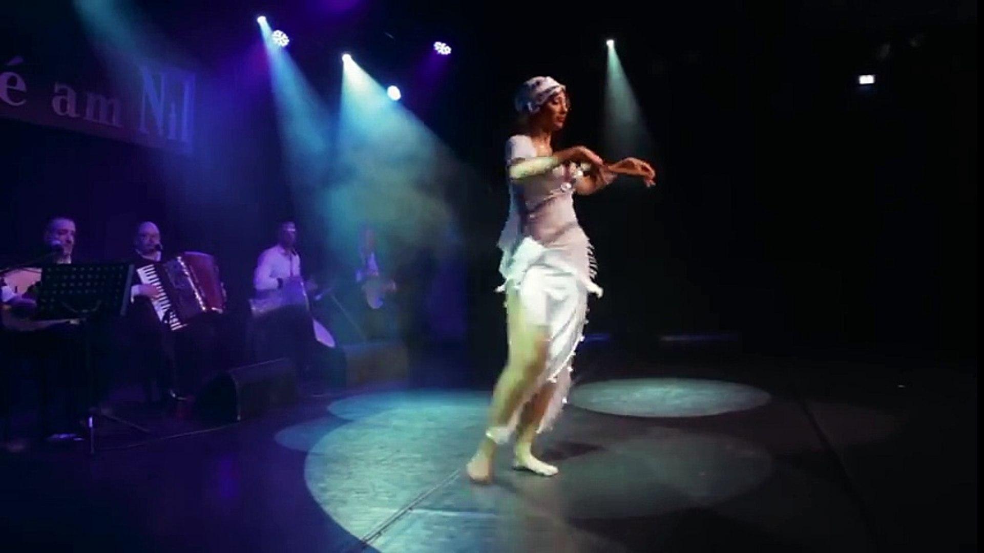 رقص شرقي مصري