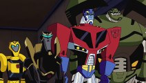 Transformers Animated S01E07 The Thrill of the Hunt