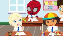 Spiderman and Elsa The 2016 US Presidential Election New Episodes! Donald Trump vs Hillary Clinton
