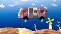 Wheels On The Bus | Iron man wheels on the bus go round and round Nursery Rhymes Lyrics